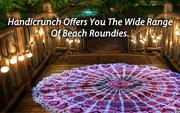 Stunning Beach Throw by Handicrunch